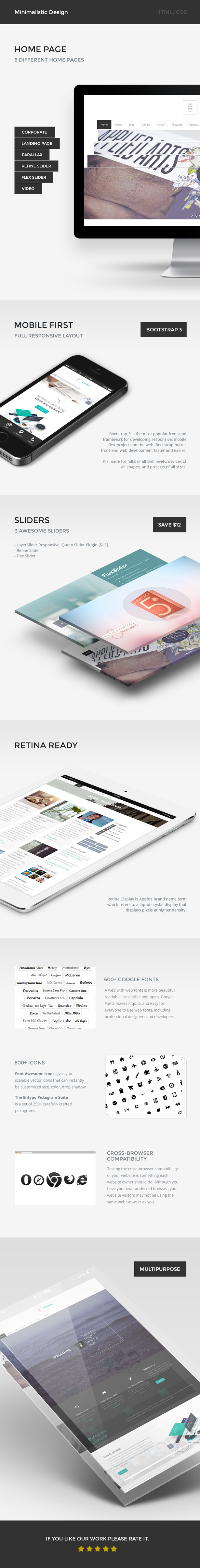 Totemic - Business HTML5 Template